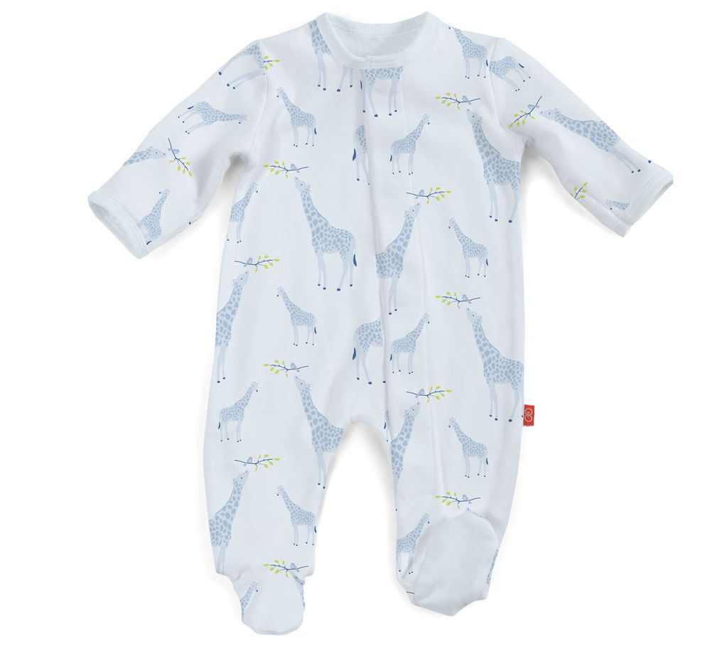 baby magnetic me footie (more styles)