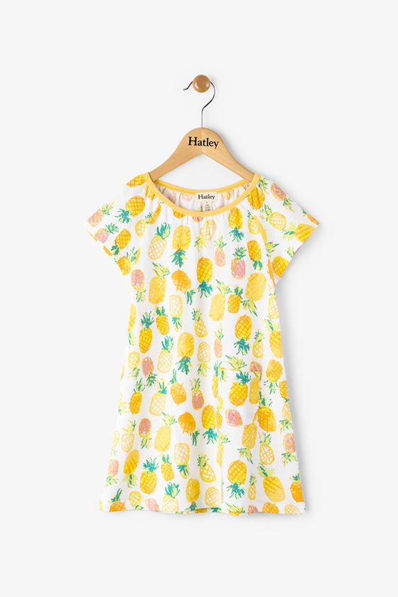 girl hatley tee dress