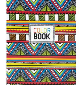playtime make notes color book: tribal
