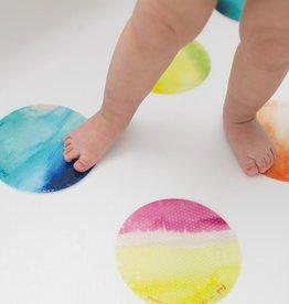bath puj treads, watercolor