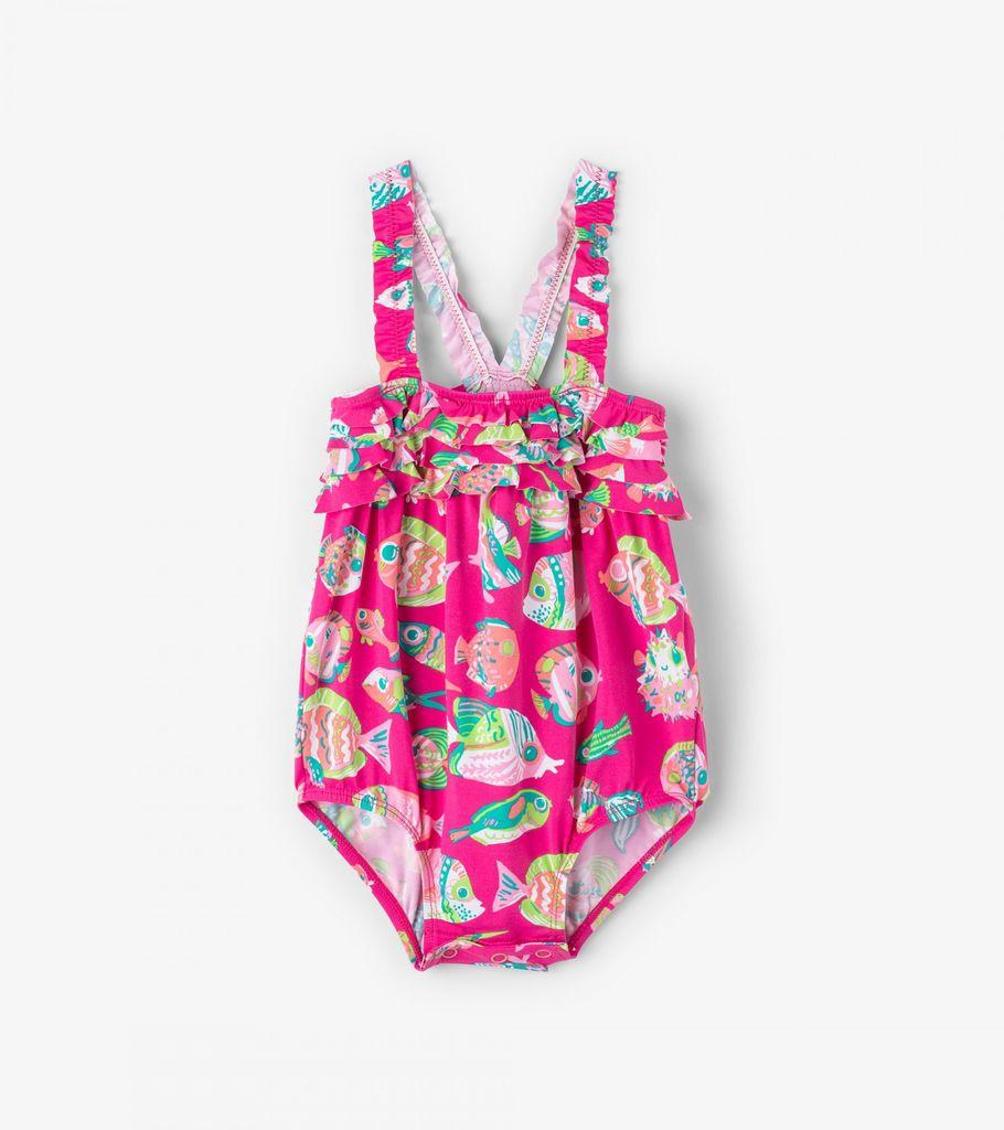 girl hatley ruffle swimsuit