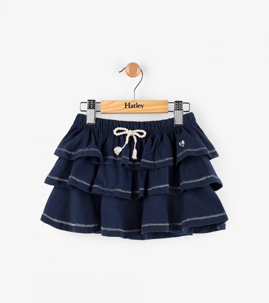 girl hatley ruffle skirt