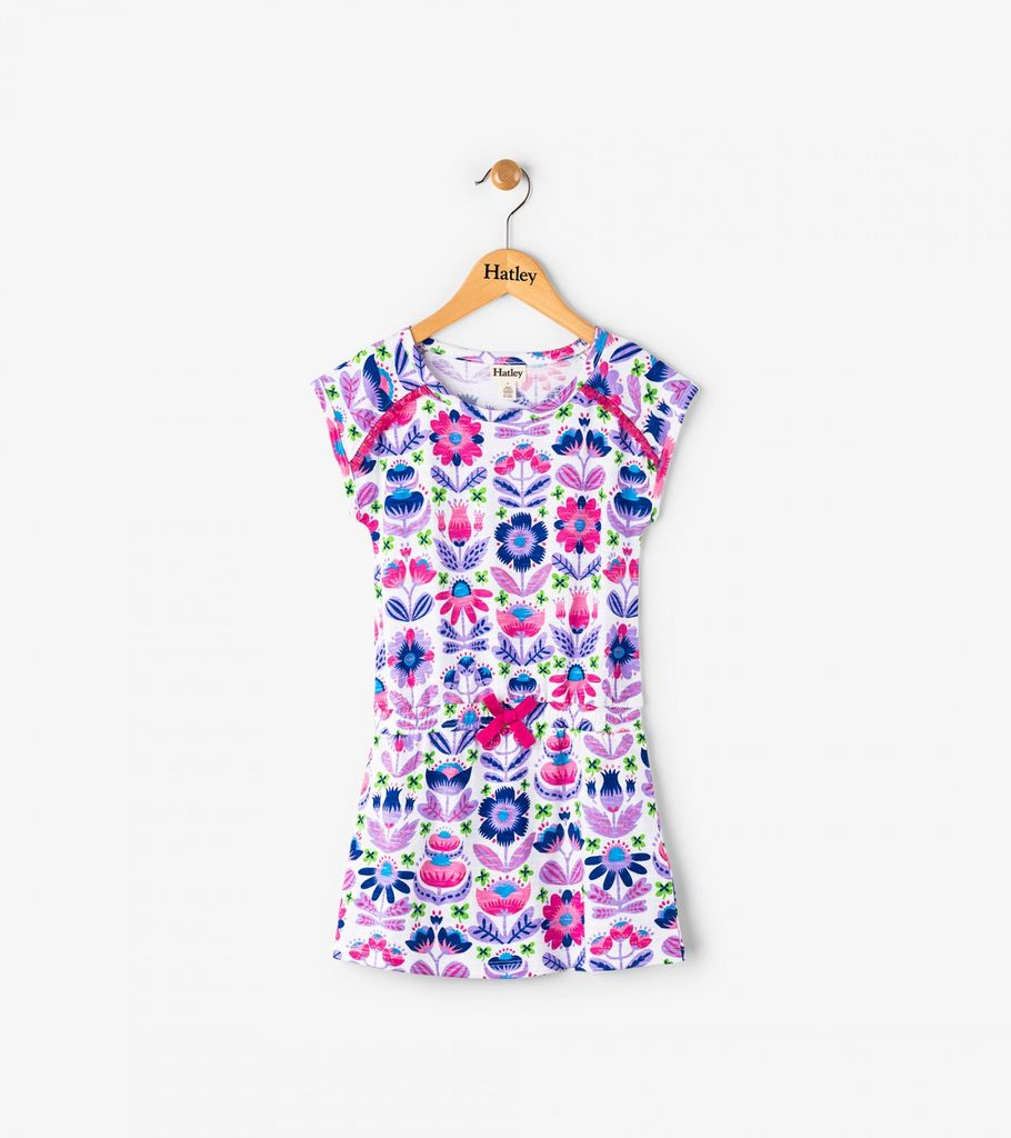 girl hatley tassel dress