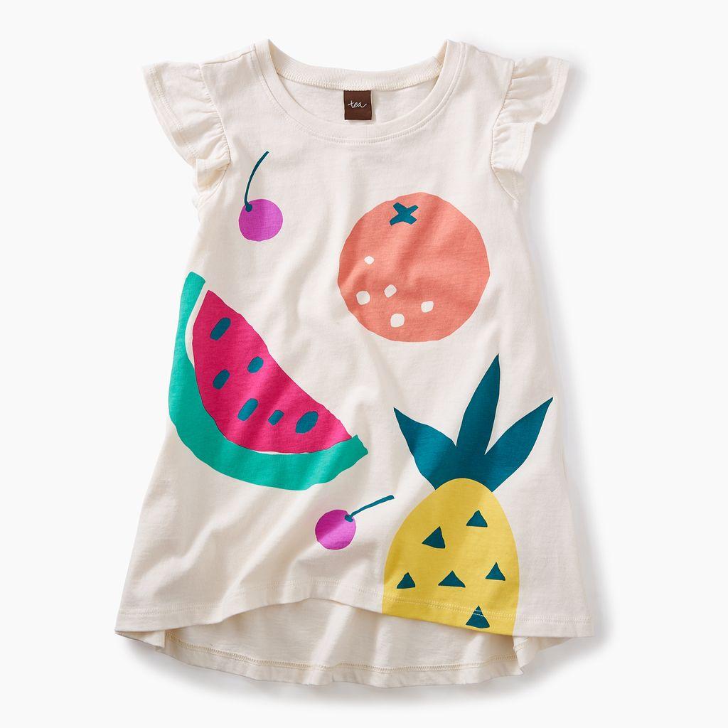 girl fruit twirl top