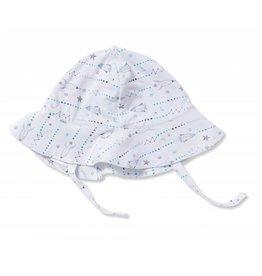 baby girl angel dear sun hat