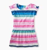 master elastic waist summer dress