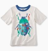 master beetle graphic tee