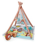 playtime camping cubs activity gym