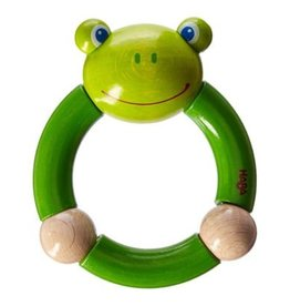 playtime HABA croaking frog