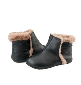 baby girl old soles polar boots