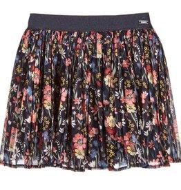 girl pleated skirt