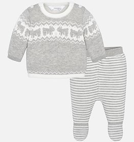 baby mayoral knit sweater set