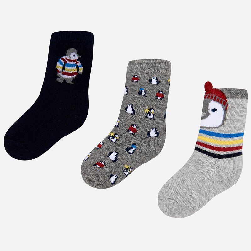 baby boy mayoral 3 socks set