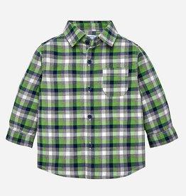 little boy l/s checked shirt