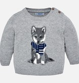 little boy mayoral baby wolf sweater