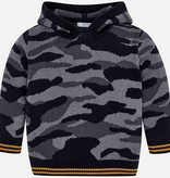boy mayoral camouflage sweater