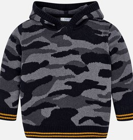 boy camouflage sweater