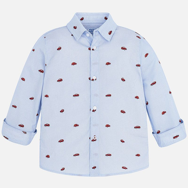 boy mayoral l/s shirt