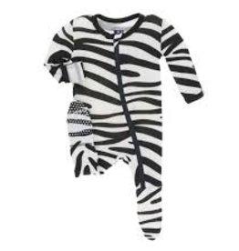 baby kickee pants print footie
