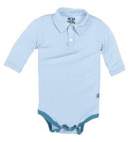 baby kickee pants polo onesie