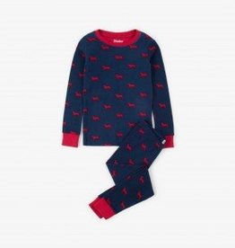 kid organic cotton pajamas