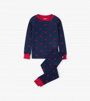 kid organic cotton pajamas