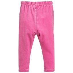 little girl velour leggings