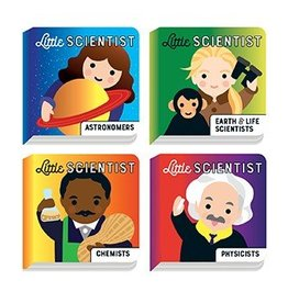 book little scientists book set