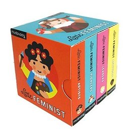 book little feminists book set