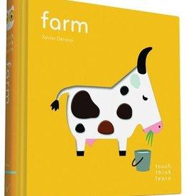 book touch think learn: farm
