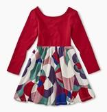master ballet skirted dress
