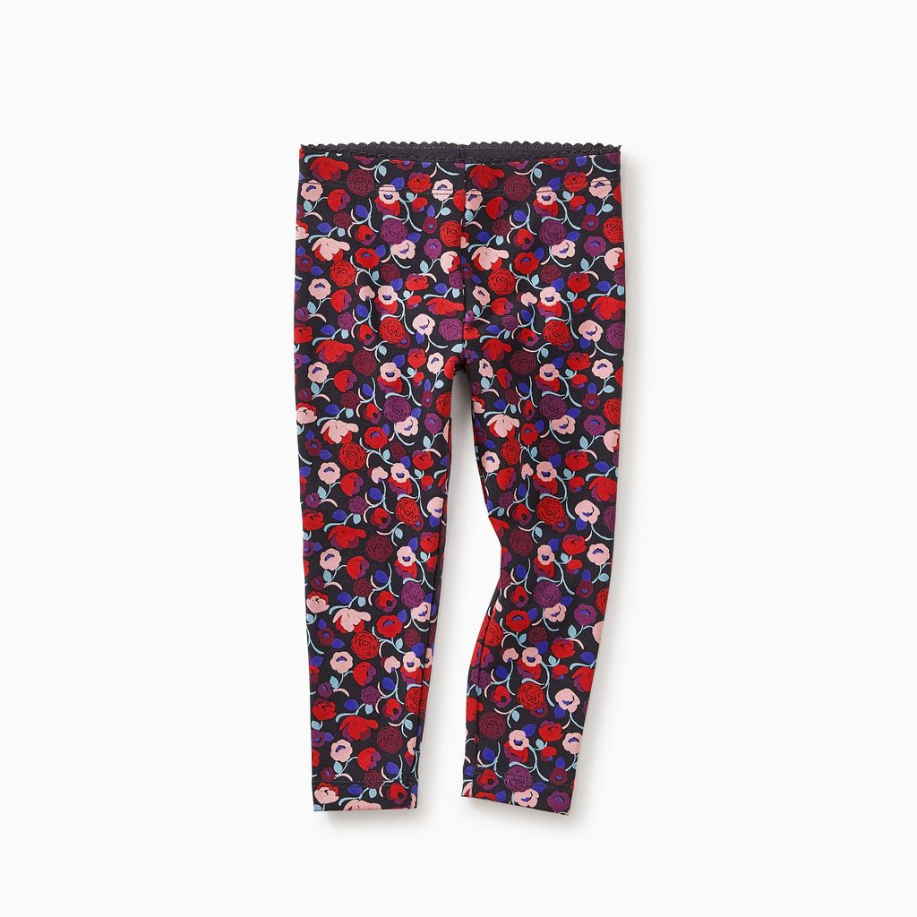 master ditsy floral baby leggings