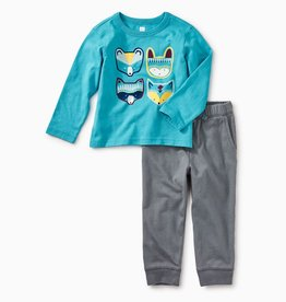 master critters baby outfit