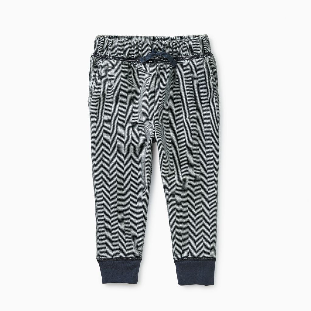 master patterned baby joggers