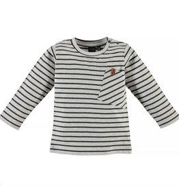 boy babyface striped shirt