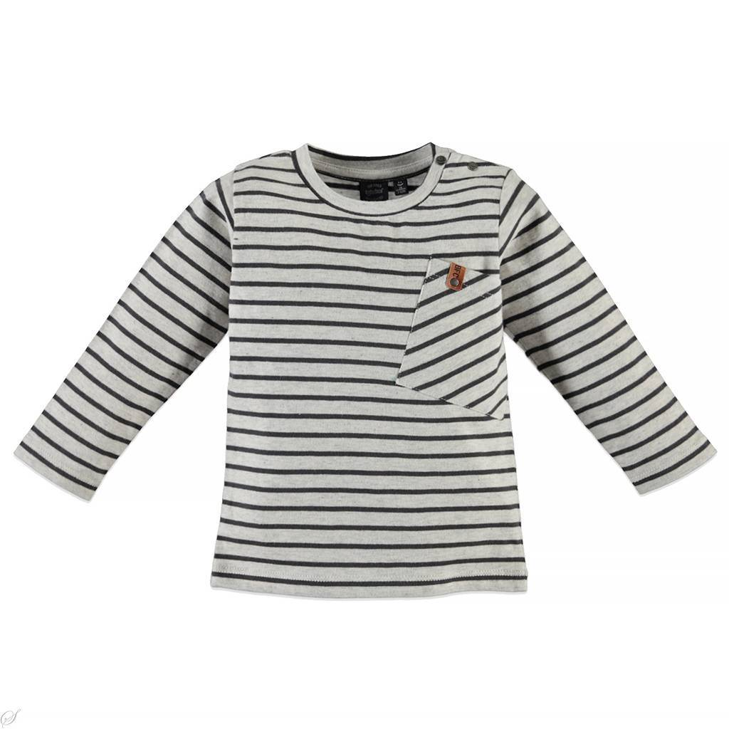boy babyface striped shirt