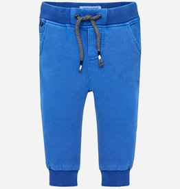 little boy mayoral tailored joggers