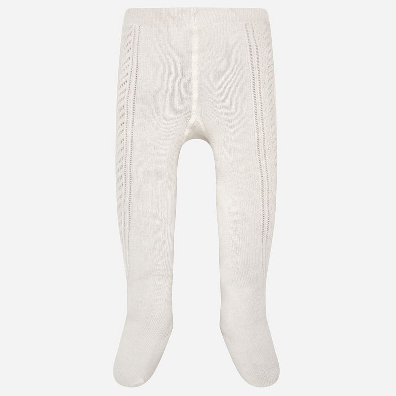 baby girl mayoral knit tights