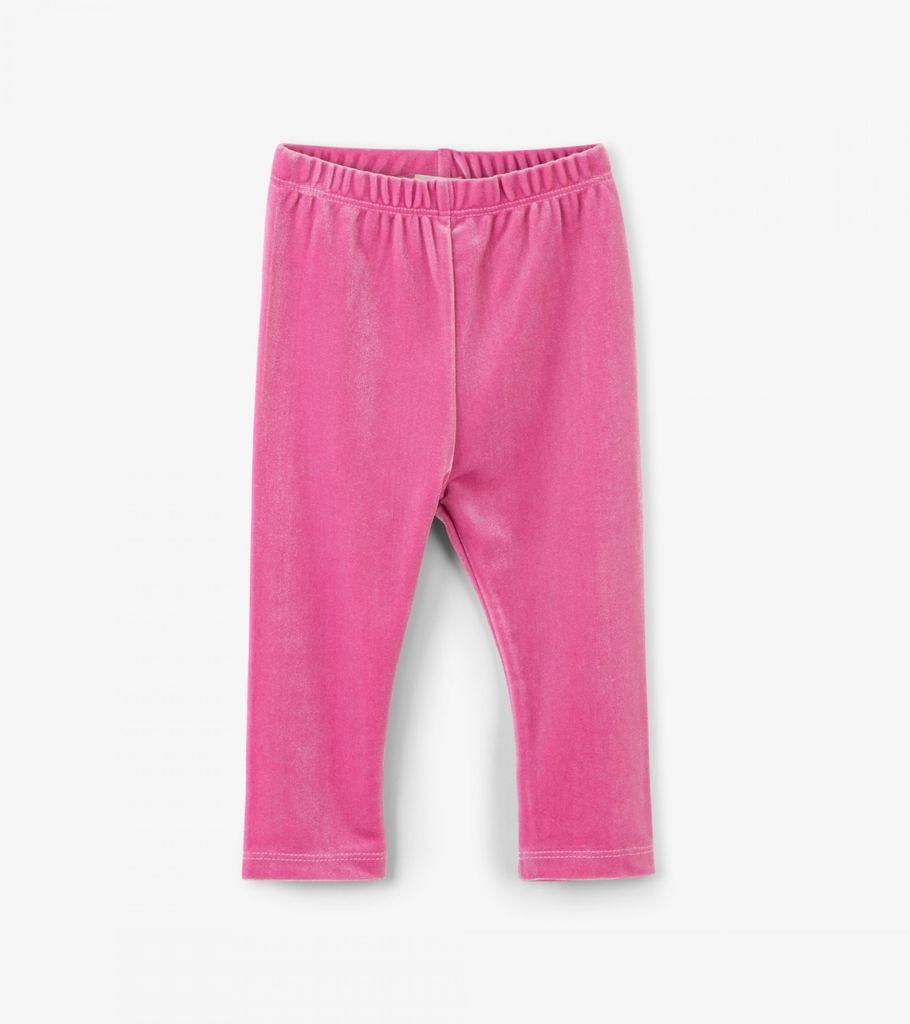 little girl hatley velour leggings