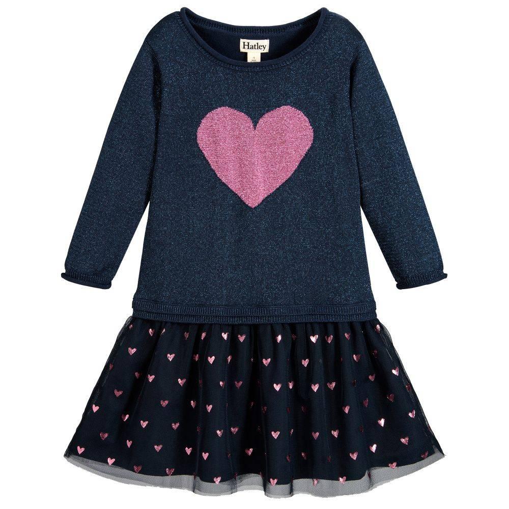 girl hatley drop waist dress