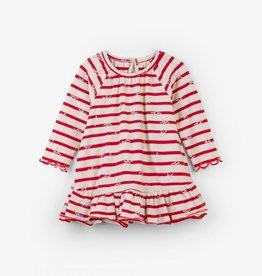 little girl hatley flounce hem dress