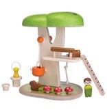 playtime plantoys planworld tree house 3y+