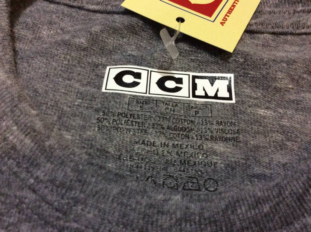 CCM Team Border T-Shirt