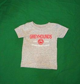 Grey Infant T-Shirt - 12 months