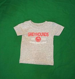 Grey Infant T-Shirt - 18 months