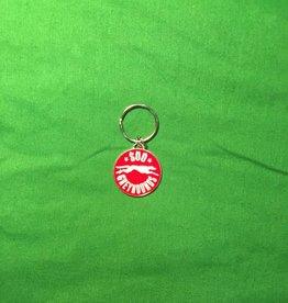 Puckstyle keychain
