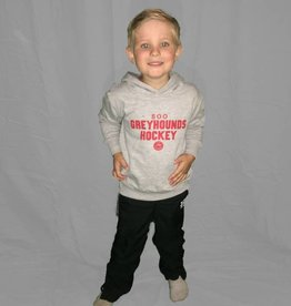 Grey Toddler Hoody - 5/6T