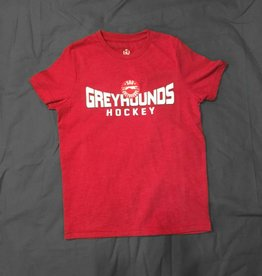 Campus Crew Red Toddler Tshirt L