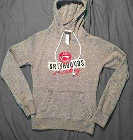 Campus Crew Ladies Grey Pullover XL