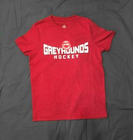 Campus Crew Red Kids T-shirt L